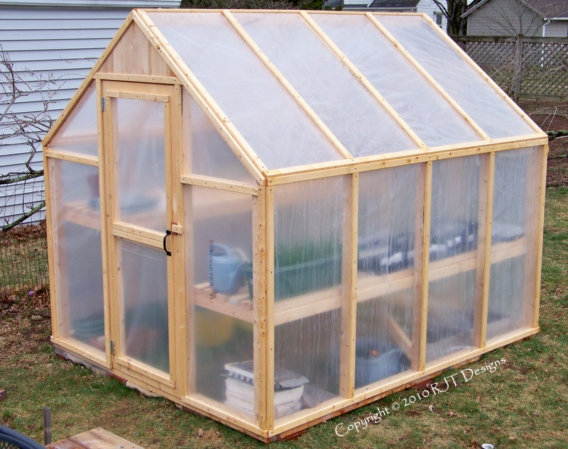 green house plan 10x16 greenhouse plans | howtospecialist - how to